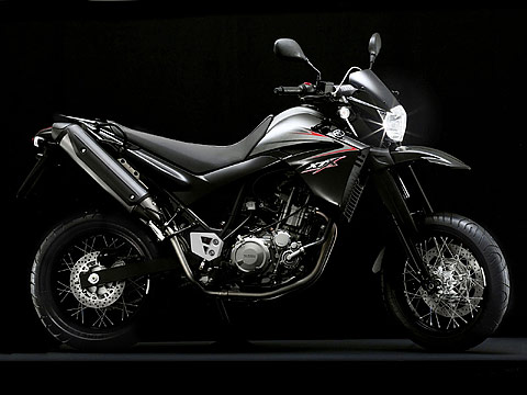 2006 YAMAHA XT660X Motorcycle pictures  specifications