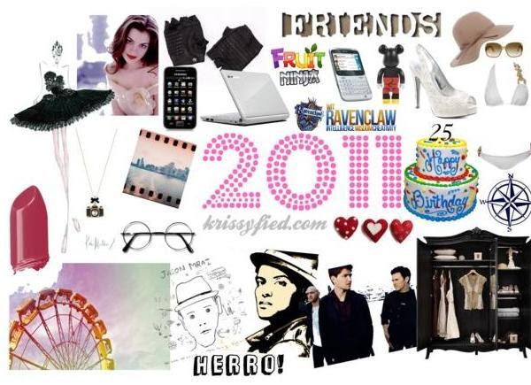 Goodbye, 2011!