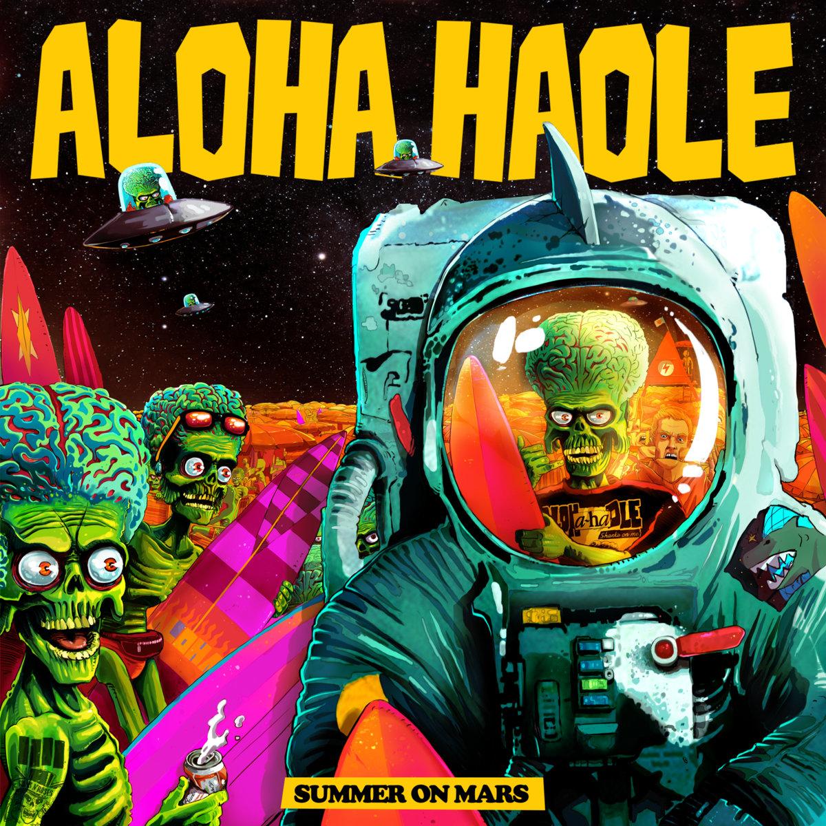 ALOHA HAOLE