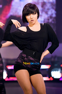Lee Min Young Miss A