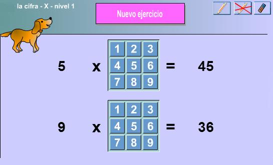 http://www.primerodecarlos.com/TERCERO_PRIMARIA/octubre/Unidad3/actividades/tablas_2.swf