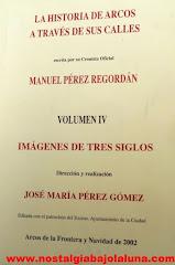 FOTOS LIBRO LAS CALLES DE ARCOS