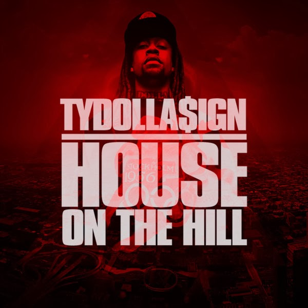 Ty Dolla $ign - House On the Hill - EP  Cover