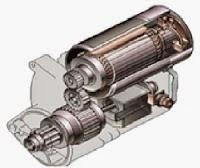 2. Motor starter jenis Reduksi