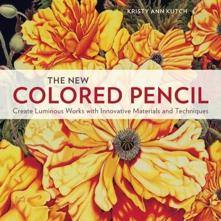 The New Colored Pencil Cover