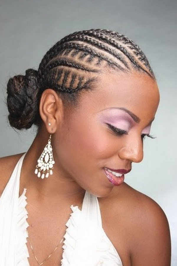 Bridal Hairstyles For Black Women | HairStyle For Womens