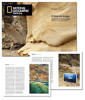 Fosseis de Stª Maria - Açores :: ARTIGO NATIONAL GEOGRAPHIC - PORTUGAL