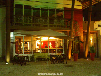 Ciranda Café: Fachada