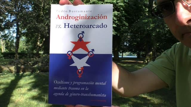 """Presentación del libro """"Androginización vs. Heteroarcado"""" (VIDEO)"""