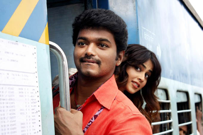 Velayudham Movie Latest Stills function pics