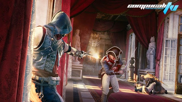 Assassins Creed Unity PC Full Español