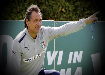 Italy coach Cesare Prandelli said that in 2014 FIFA World Cup qualification against Bulgaria