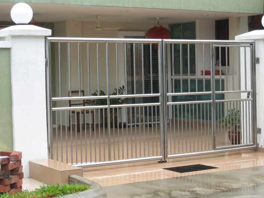 MAKE YOUR CHOICE Main Gate Design Catalog