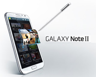 Spesifikasi | Harga Galaxy Note 2 Sudah Di Distribusi 13 Oktober