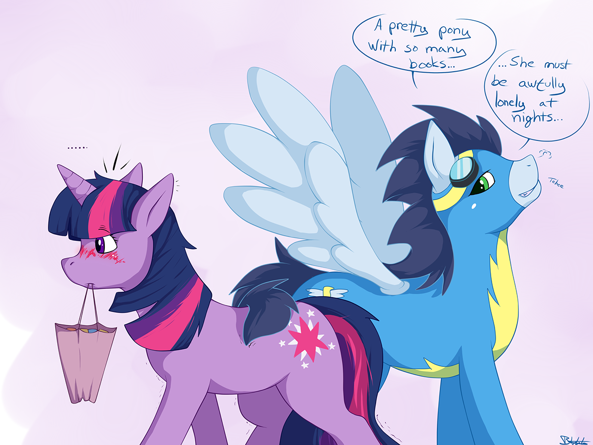 Twilight Sparkleathon at the Filly Synchtube Channel