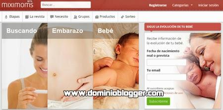 Miximoms la red social para madres
