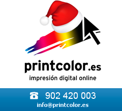 Logotipo logo imagen corporativa Printcolor imprenta digital online