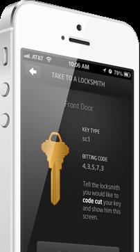 Duplicate keys app