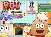Pou cooking Rafaello