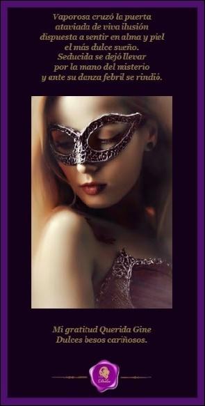 Baile De Máscaras De Dulce