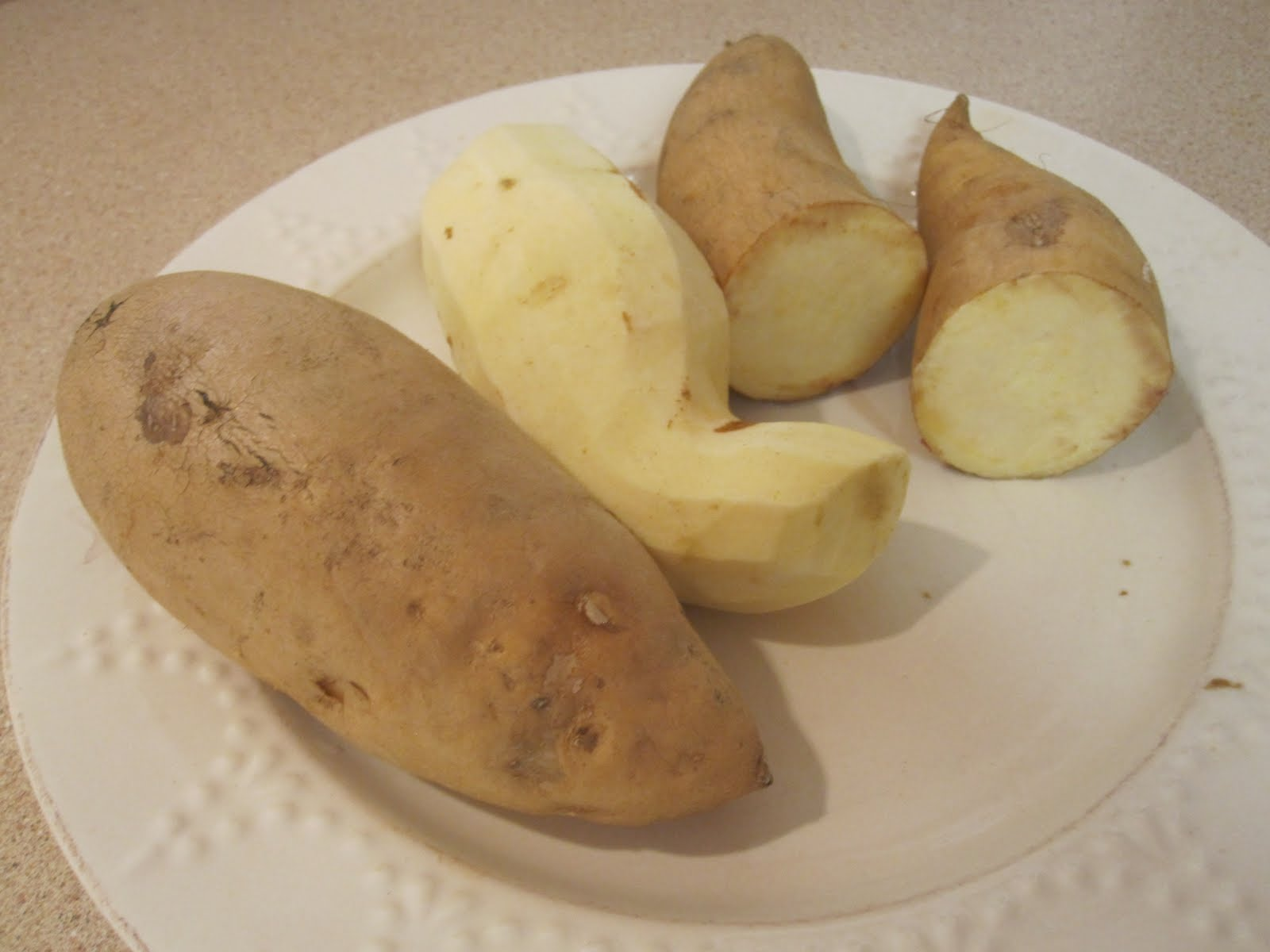 Cannundrums: Yams, Sweet Potatoes and Cassava