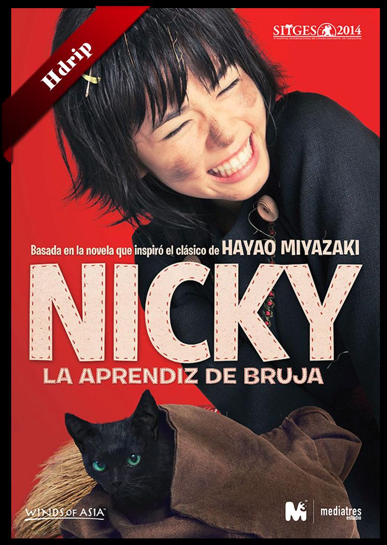 Nicky La Aprendiz De Bruja Hdrip