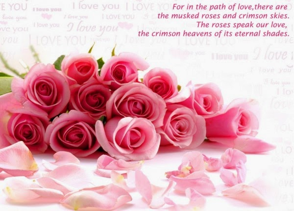 Love Quotes For Him With Roses : beautiful-love-card-with-quotes-wallpaper-with-pink-roses-600x430 ...