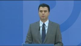 Lulzim Basha requires the resignation of Ilir Meta