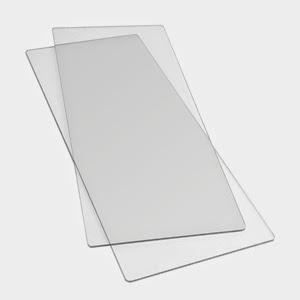 Пара удлиненных пластин для вырубки, Cutting Pads, Extended, 1 Pair, арт.655267