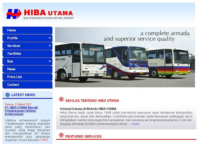 informasi sewa bus jakarta