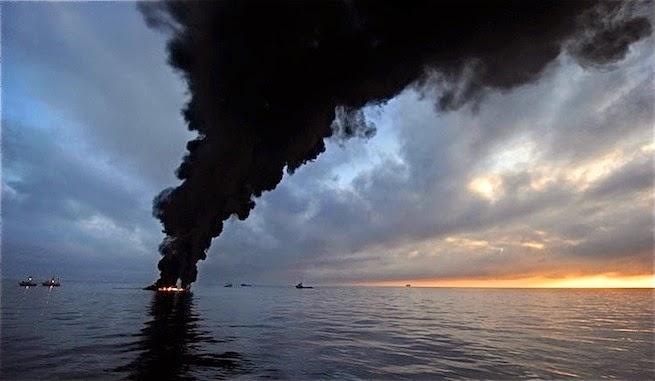 desastre ambiental,
