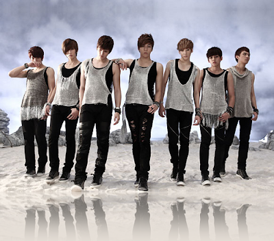 U-KISS members names 2011 Neverland