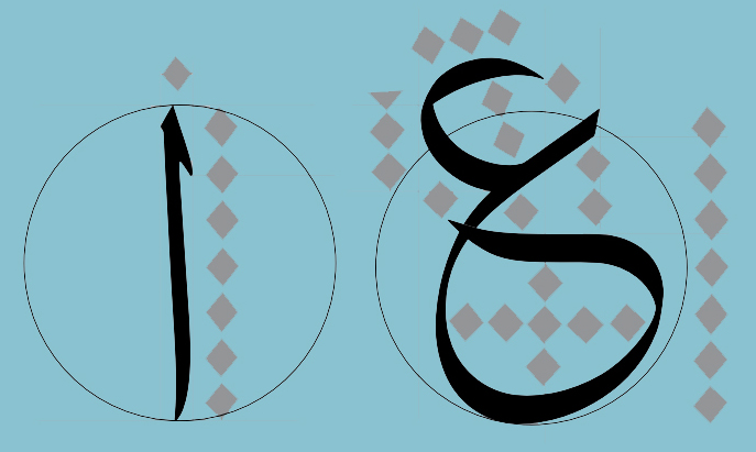 Mehmed Ozcay Arabic Calligraphy