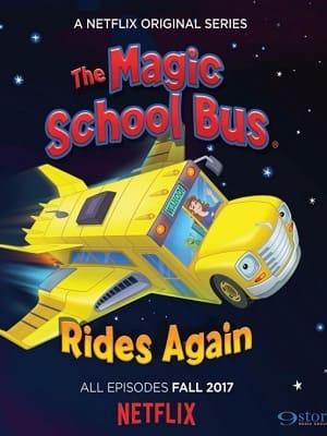 O Ônibus Mágico Decola Novamente 1ª Temporada Torrent – WEB-DL 720p Dublado