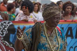 Mulheres negras em Marcha