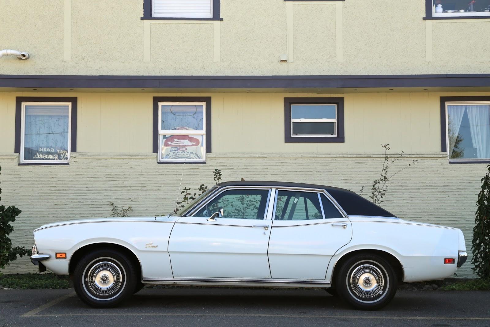 1972 Mercury Comet Sedan.