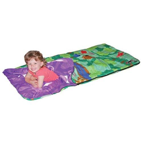 Camping Focus: Choosing Children's Sleeping Bags For Camping