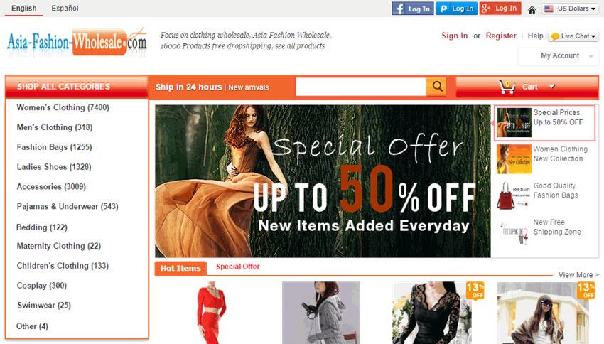 e4eb372086f70 Como hacer dinero en Internet  20 tiendas chinas online para comprar ...