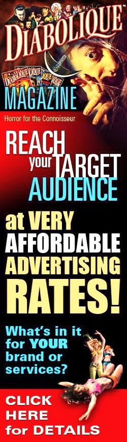 ADVERTISE IN DIABOLIQUE