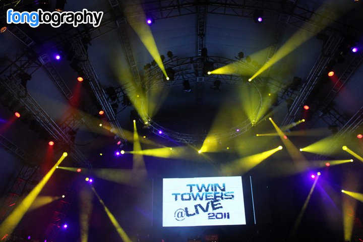 Twin Towers @LIVE 2011