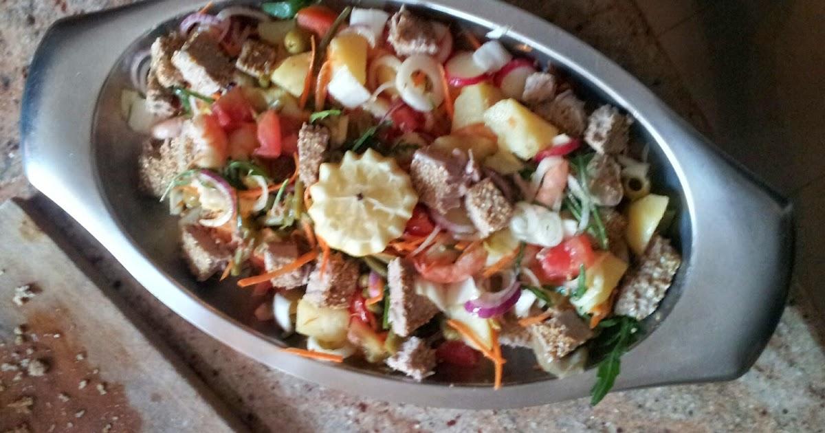 In cucina con zia vale insalata multicolor con tonno - Cucina con vale ...