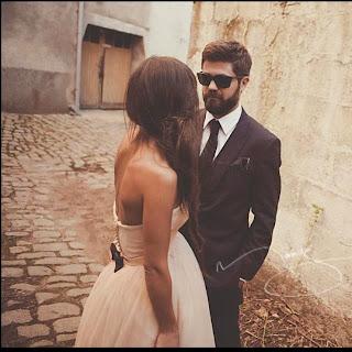 interview creatrice de robe de mariée jardin d'étoffe atelier nanatais estelle reucher  couple de mariée photographie retro belle inspiration