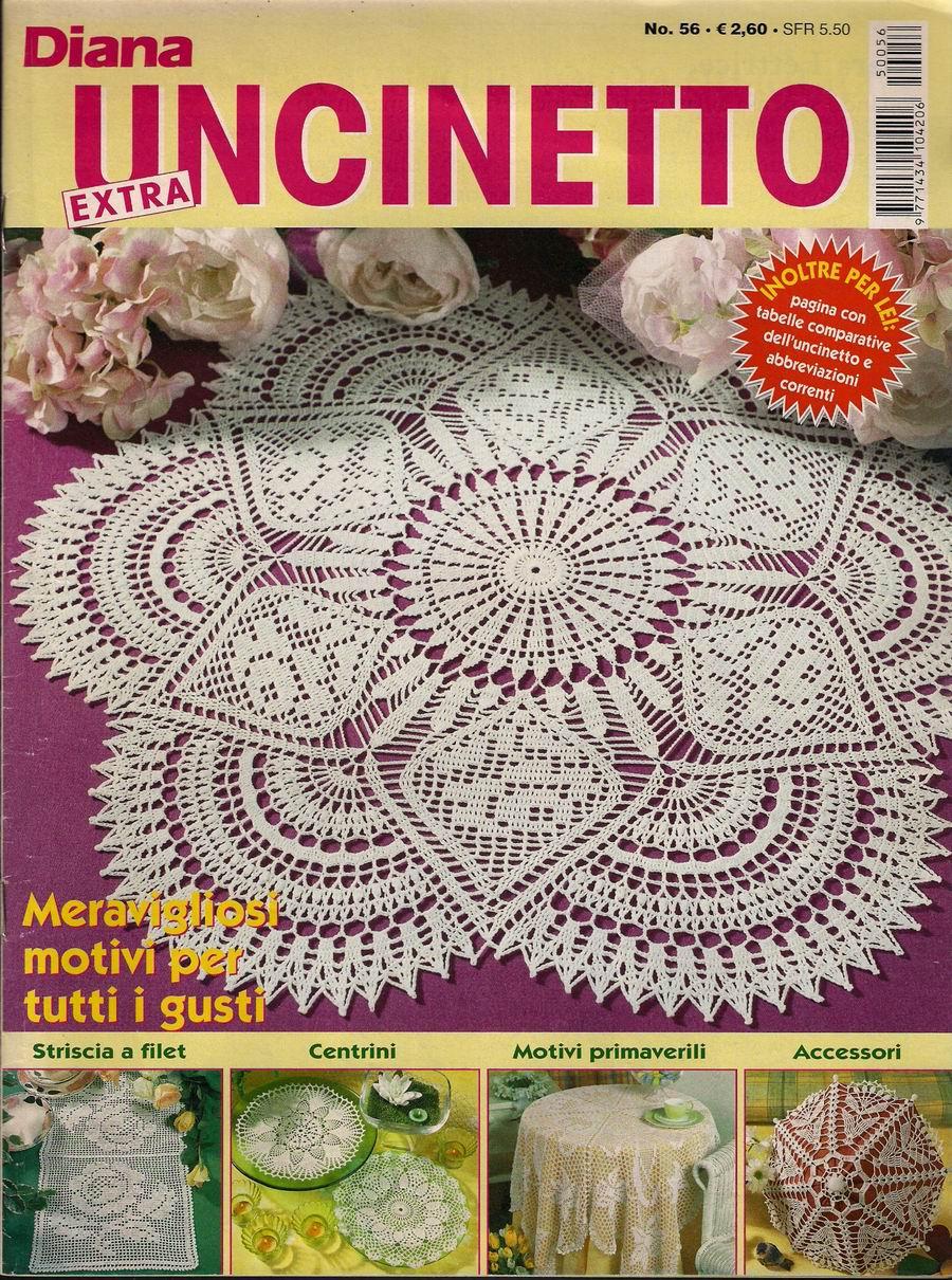 revistas en 1: Crochet y cómo tejer usando la famosa horquilla