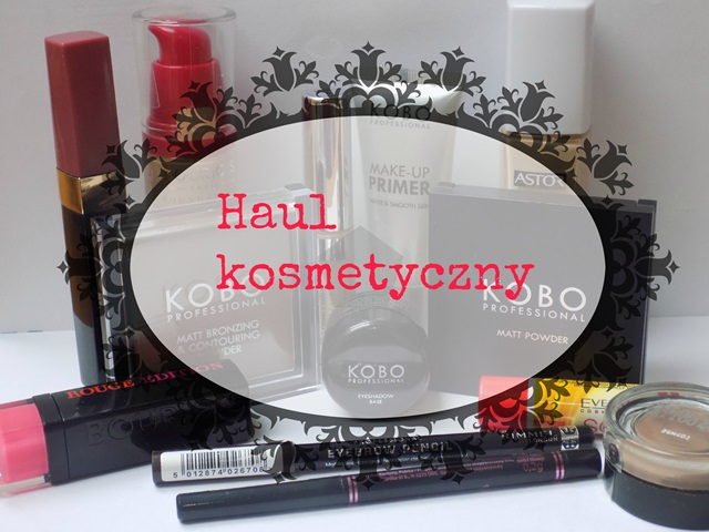 Haul kosmetyczny- czyli promocyjne zakupy :)