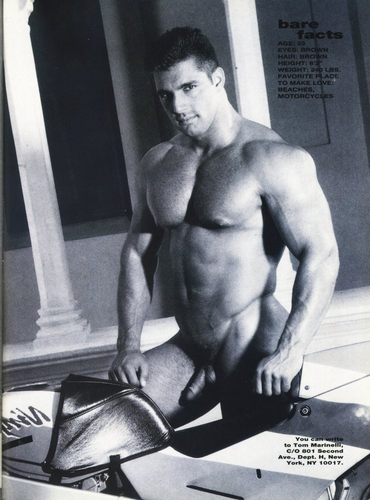 Welcome to my world.... : Most Treasured Chests - Playgirl ...
