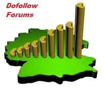 List of High PR Do-Follow Forums