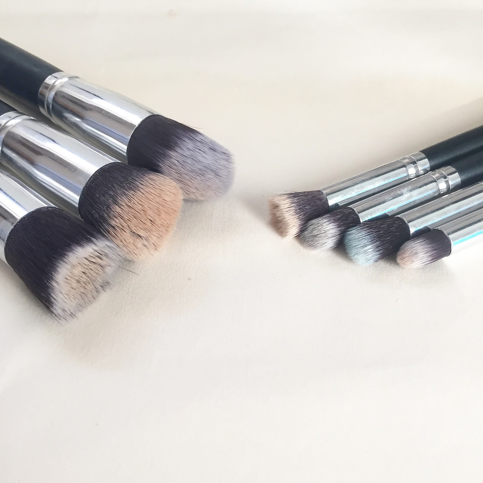 10 Brushes For £7