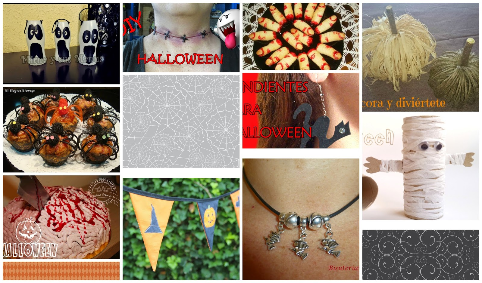 Halloween , Diy , manualidades , decoración