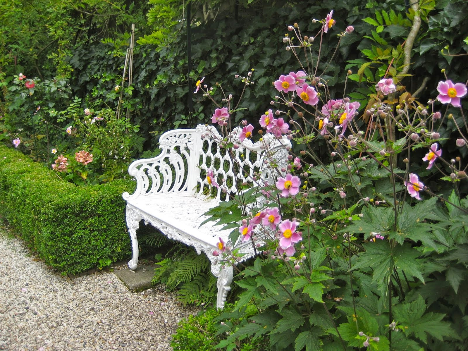 Amsterdam Garden bench