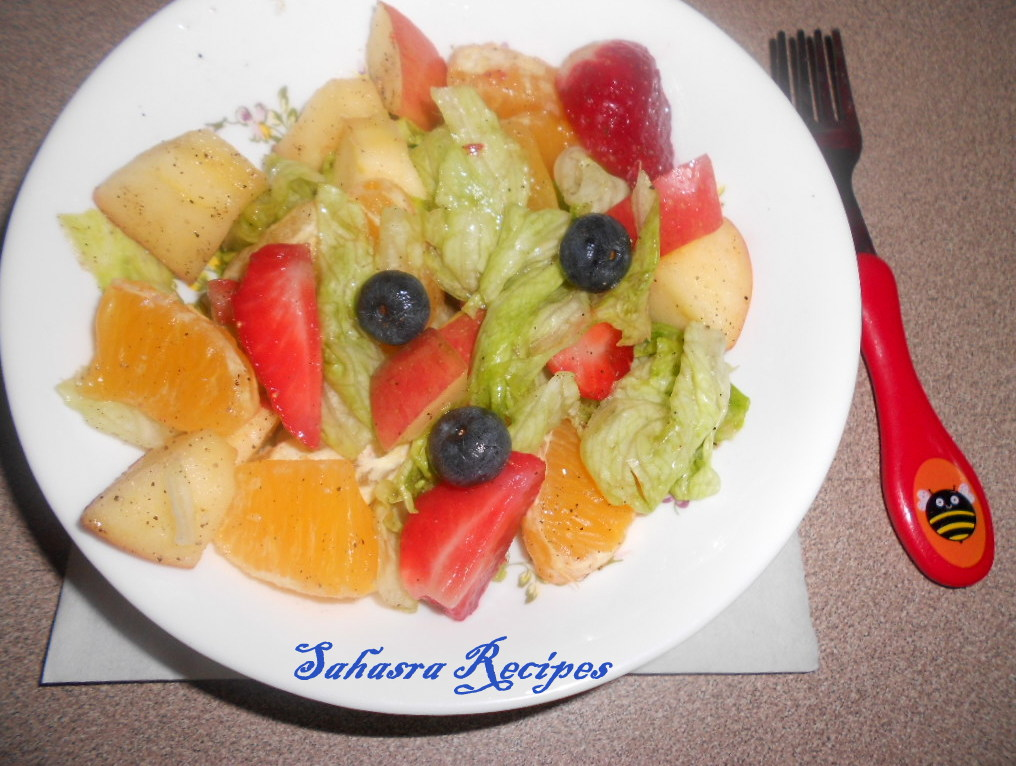 fruit salad recipes glycemic index fruit